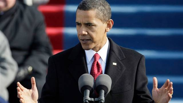 Obama inaug