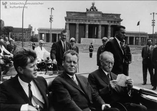Willy Brandt Died 20 Years Ago - Dialog International