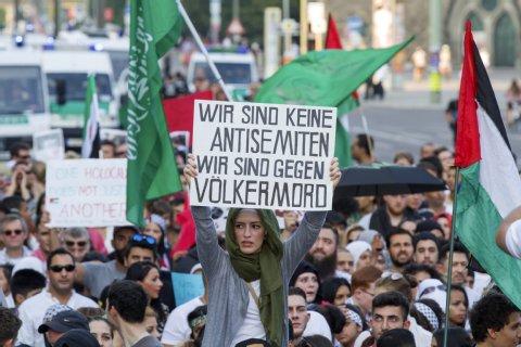 Pro-gaza