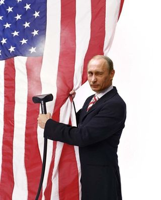 Vladimir-putin-cleaning-american-flag-55075