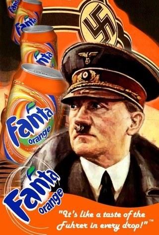 Image result for coca cola ww2 germany fanta