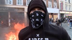 G20 Gewalt