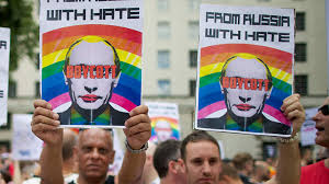 Gays in russia