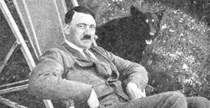 Hitler at home