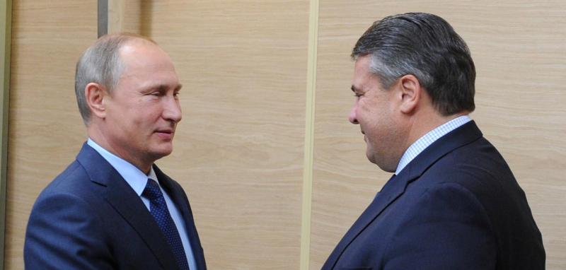 Vladimir-Putin-Sigmar-Gabriel