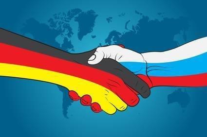 Russland-Deutschland