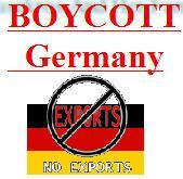 Boycottgermany