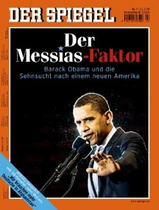 Der Spiegel Cover Story Barack Obama Dialog International